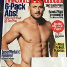 Men's Health October 2016 | Danny Amendola 6-pack Abs!