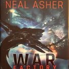 War Factory Transformation Book 2 HC DJ 2016 Asher