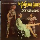 Vinyl Record Pajama Game Silk Stockings Broadway Show 33rpm