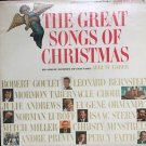 Vinyl Record 33 RPM The Great Songs of Christmas Album 3
