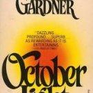 October Light John Gardner PB 1978