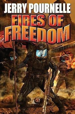 Fires of Freedom Pournelle Baen Science Fiction
