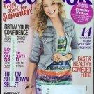 Redbook Magazine  June 2016 | Jennifer Nettles New Fresh Start for Summer!