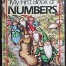 My First Book Of Numbers Junior Elf Book