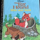 The Fox and the Hound Hide and Seek Little Golden Book)