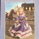"Cowgirl 15"" Fashion Doll Clothes Crochet Instructions"