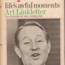 Oops!: Or, Life's Awful Moments Art Linkletter TV Show HC DJ 1967