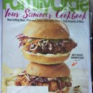 Family Circle Magazine New July 2016 Your Summer Cookbook