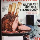 Food & Wine NEW Dec 2016 Ultimate Holiday Handbook Christmas Recipes