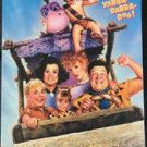 Flintstones VHS Movie 1994 Rosie O'Donald J Goodman