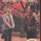 When Harry Met Sally VHS NEW Sealed Gift Christmas