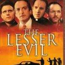 The Lesser Evil VHS Movie Feorce Goldwyn Howard Paymer