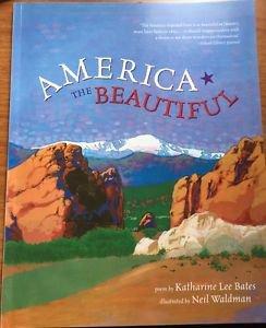 America the Beautiful Bates Waldman PB US Landmark Pictures