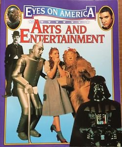 Arts and Entertainment Eyes on America PB 1999
