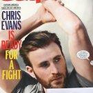 Esquire Magazine NEW April 2017 Chris Evans Captain America