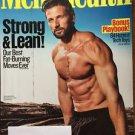 Men's Health Magazine NEW December 2016 Strong Lean Best Fat Burning Moves
