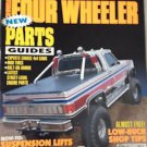 Four Wheeler Magazine November 1992 New Truck Guide 1993 Bronco TTB Jeep CJ-7