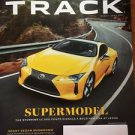 Road & Track Magazine NEW March April 2017 Supermodel Stunning LC 500 Coupe Si..