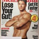 Men's Health Magazine NEW March 2017 Mark Rubin Lose Your Gut Lower Blood Sugar