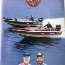 LUND Boats Brochure Catalog 1997 Al Lindner Gary Roach Mr Walleye Fishing Pro