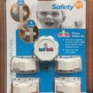Safety 1st Deluxe Magnetic Tot Lock Starter 4Pk