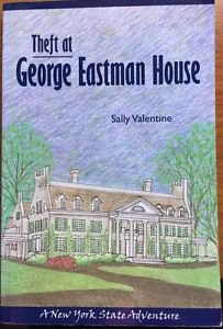 Theft at the George Eastman House New York State Adventure Kodak Author Signed..