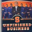 Syracuse Orange Basketball 2010-2011 Season Jim Boeheim Program Pictures Stats