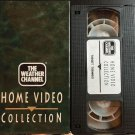 Target Tornado VHS Movie The Weather Channel