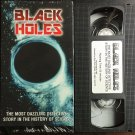 Black Holes VHS Tape Movie Science