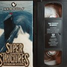Superstructures of the World: Seawolf VHS Tape Movie Navy