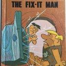 Fred Flintstone The Fix It Man Hanna Barbera Authorized Edition