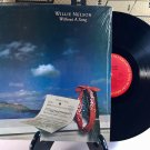 Vinyl Record Without a Song Willie Nelson 1983