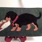 Dog Denim Small Purse Beagle NWT Applique Sneaker Heart Collar Gift