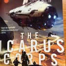 The Icarus Corps The Darkside War Titan's Fall Jupiter Rising PB 2017 Brown