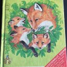 Wild Babies Straight Right Elf Book 1971 Fisher