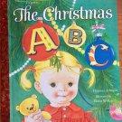 The Christmas ABC New Gift Little Golden Book Wilken Johnson