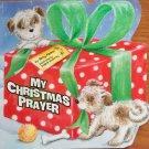 My Christmas Prayer NEW Boardbook 2017 Gift Amy Parker