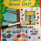 Magnetic My Day Chart Today is a Great Day Home School Teacher Resource NEW