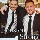 Sports Illustrated Magazine December 11,17 Houston Strong Jose Altuve J.J. Wat..