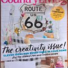 Country Living Magazine NEW Route US 66 January 2018