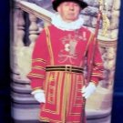 Russell Stover Candies Tin Bank Scenes England Beefeater Collectible Souvenir