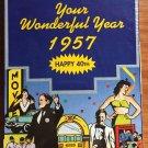 Flikbaks Your Wonderful Year 1957 New Sealed VHS Tape