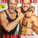 Men's health Magazine December 2018 Arms Abs Lundgren