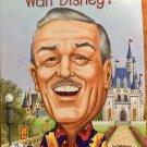 Who Was Walt Disney? Whitney Stewart PB 2009  Mickey Mouse