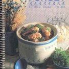 Fix & Forget: 50 Slow Cooker Recipes Pat Morrison Spiral Bound 1989