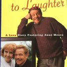 Married to Laughter A Love Story Anne Meara Jerry Stiller HC DJ 2000 Comedy