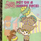 Precious Moments Put on a Happy Face! Little Golden Book 1992