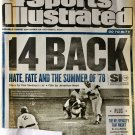Sports Illustrated Magazine September 24 2018 14 Back Hate Fate the Summer of ..