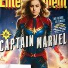Entertainment Weekly Magazine September 14 2018 Captain Marvel
