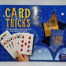 Card Tricks Set Parragon Book 2 Decks Cards in Original Box Home Time Children